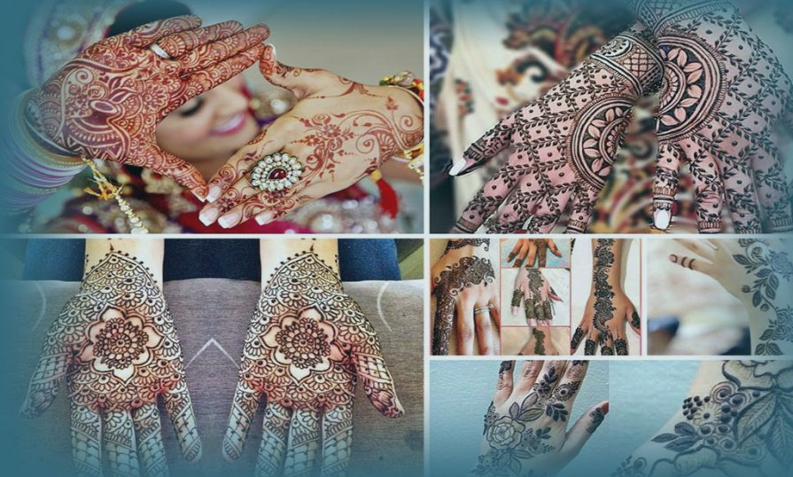 What Are The Most Popular Mehndi Designs For Eid 2021 Product Image