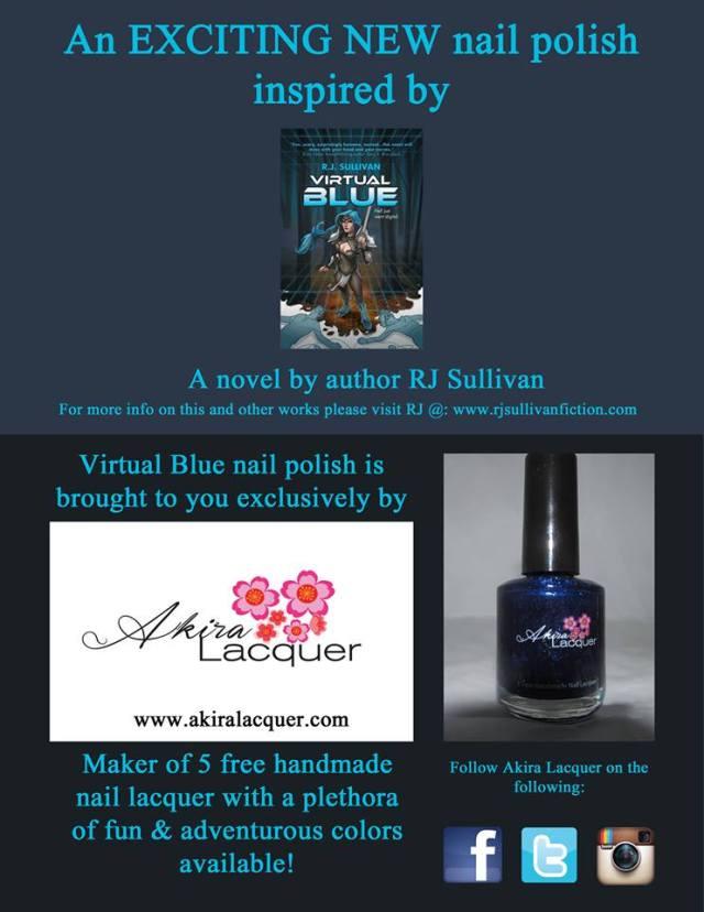 VB nail polish