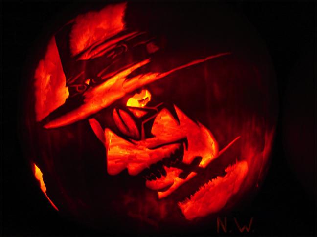 Halloween Jack-o'-Lantern ideas