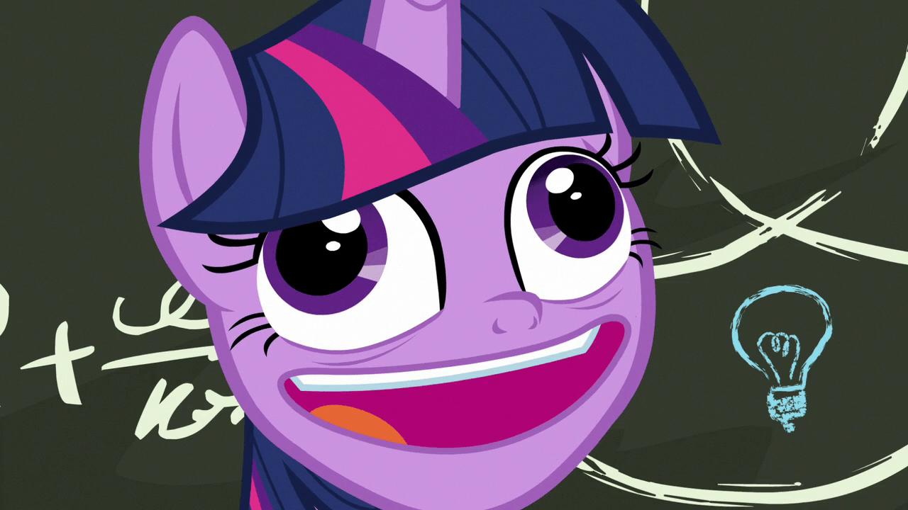 Twilight Pudding Meme My Little Pony