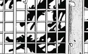 The monstrous Orochi desires Komurasaki for himself.
