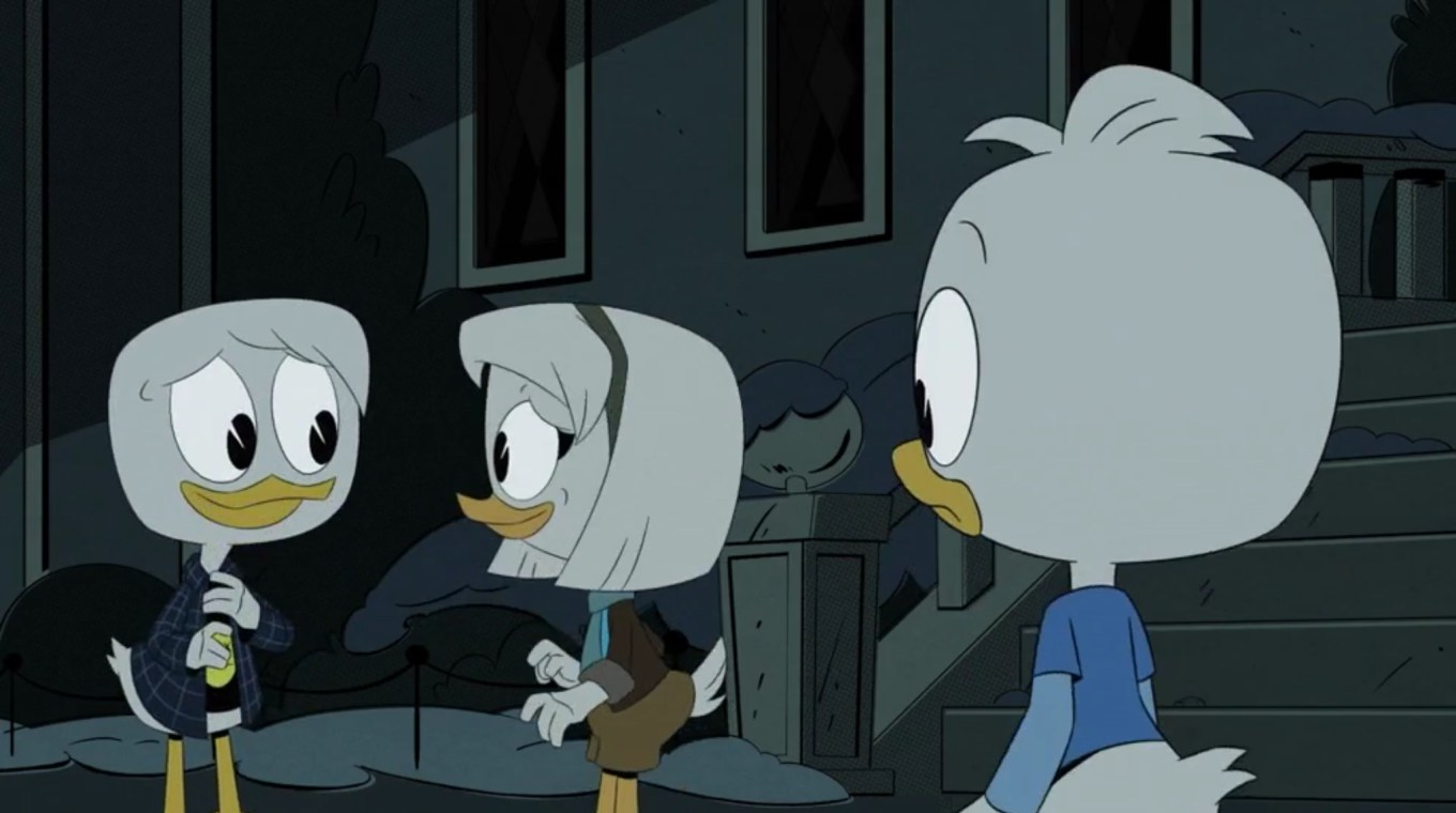Ducktales Christmas