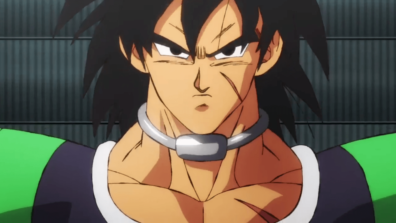 Broly is here at last!