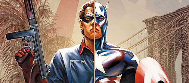 Bucky Barnes- Hero, Partner, Winter Soldier, Captain America
