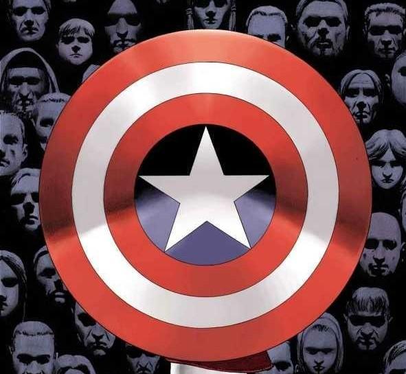 Favorite weapon: Captain America's Shield