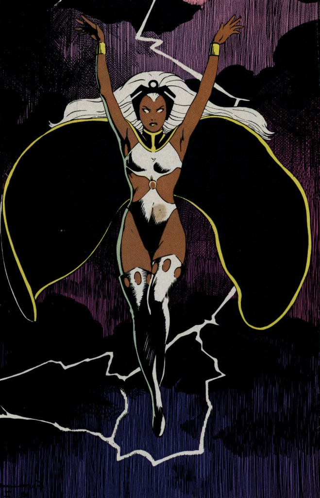 Favorite Elementalist, Storm of the X-Men