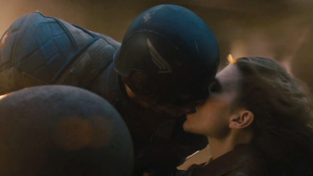 Favorite Romance- Peggy Carter and Steve Rogers MCU 2