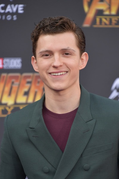 My perfect casting choice, Tom Holland