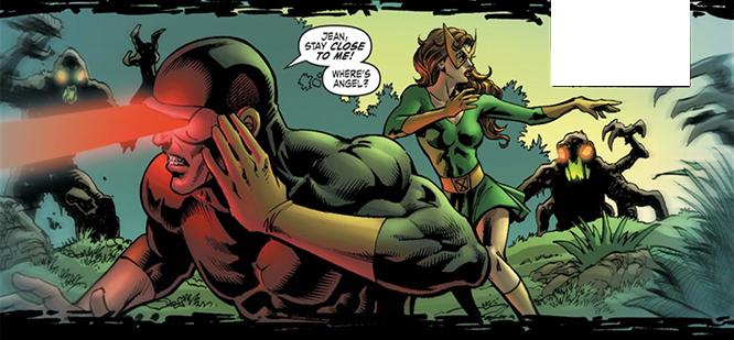 The X-Men face the horror of Krakoa