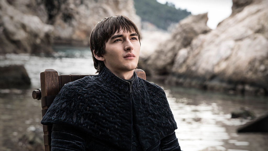 King Bran Game of Thrones