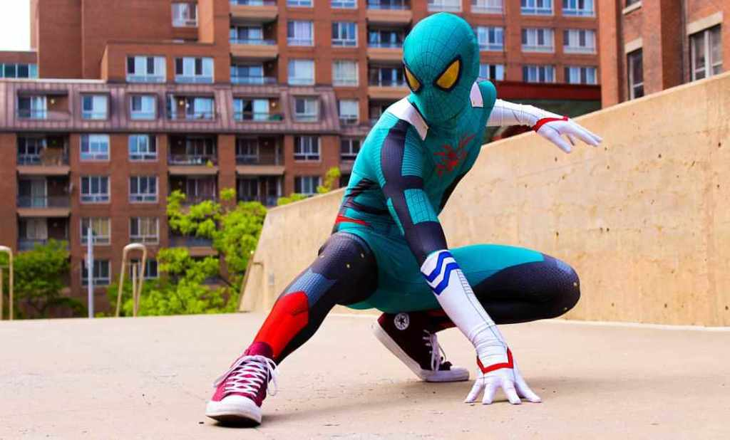 Spider-Man Deku Costume Marvel