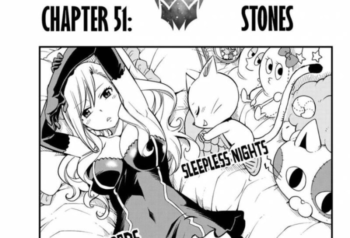 Edens Zero Chapter 51 Cover Page