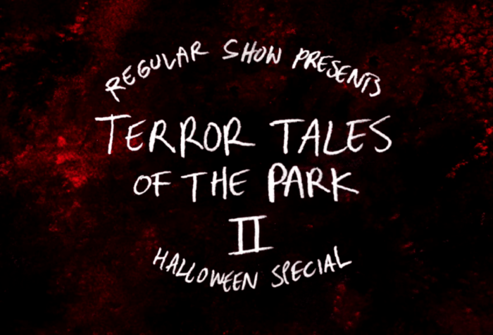 Regular Show Terror Tales of the Park II