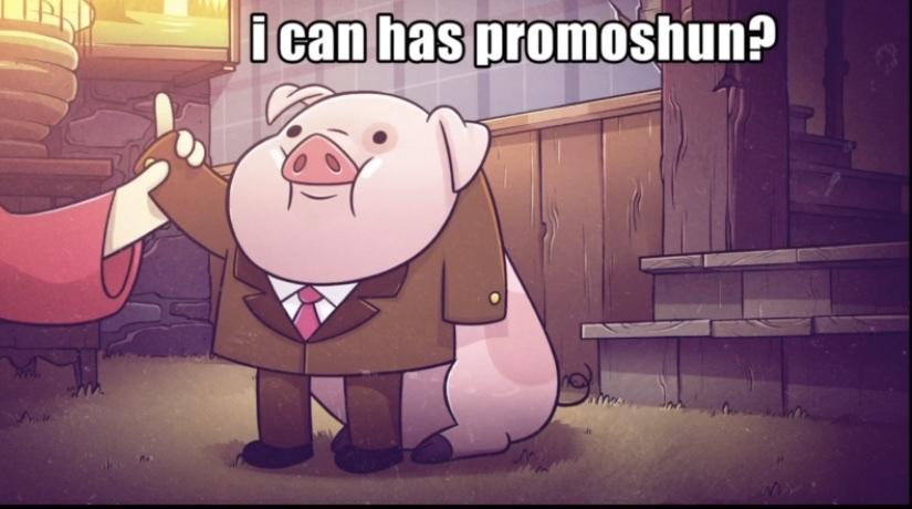 Gravity Falls Meme