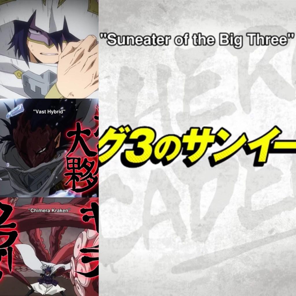 (My Hero Academia Season 4 Episode 8)