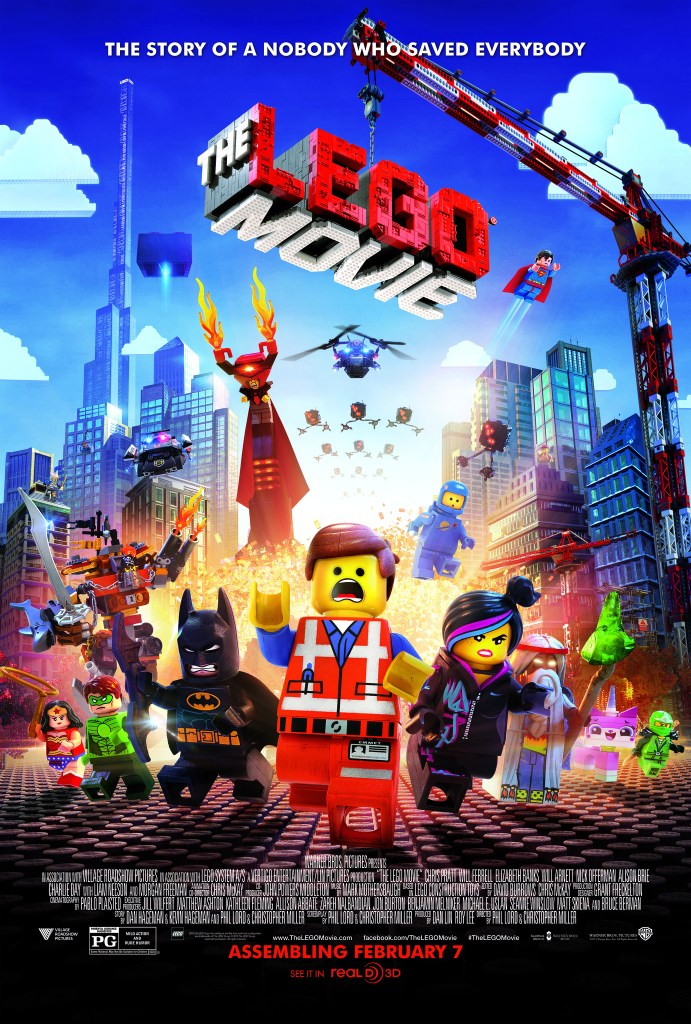 Cavalcade of Cinema 8: The LEGO Movie