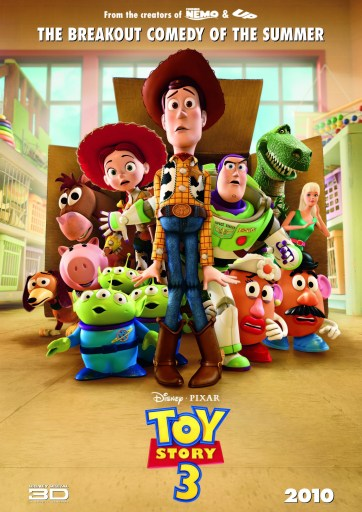 Cavalcade of Cinema 2: Toy Story 3
