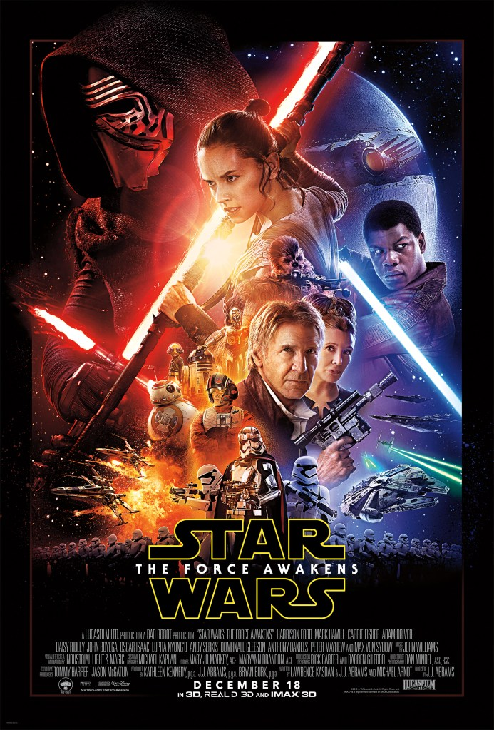 Cavalcade of Cinema 9: Star Wars The Force Awakens