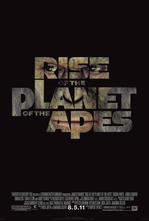 Cavalcade of Cinema 3: Rise of the Planet of the Apes
