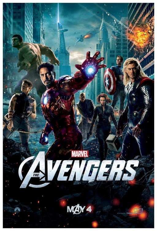 Cavalcade of Cinema 5: Marvel's The Avengers