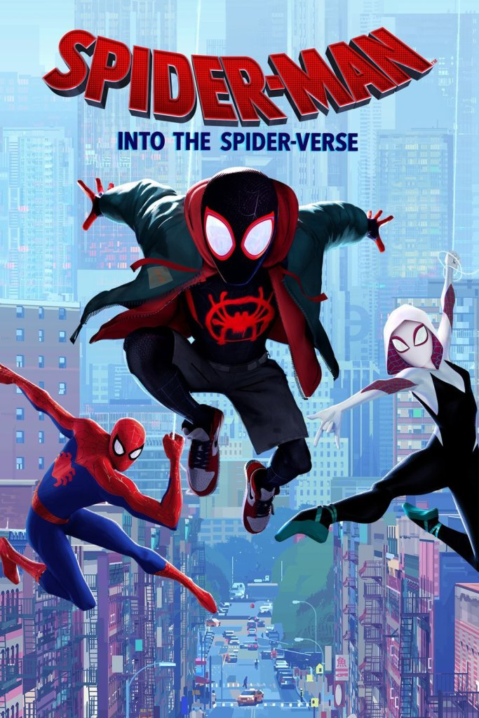 Cavalcade of Cinema 22: Spider-Man Into the Spider-Verse