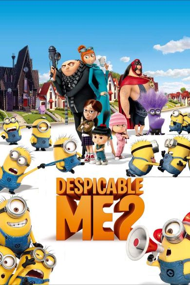 Cavalcade of Cinema 6: Despicable Me 2