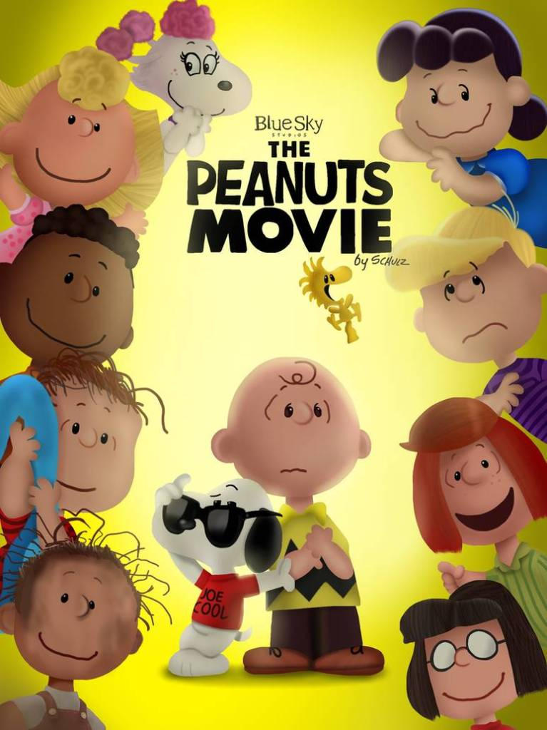 Cavalcade of Cinema 13: The Peanuts Movie