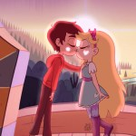 First Kiss, Light of the Sun and Stars,Star vs. Fanfic