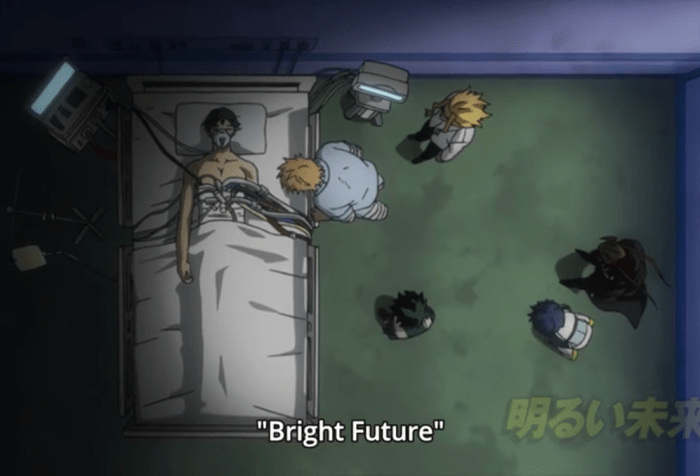 Bright Future My Hero Academia