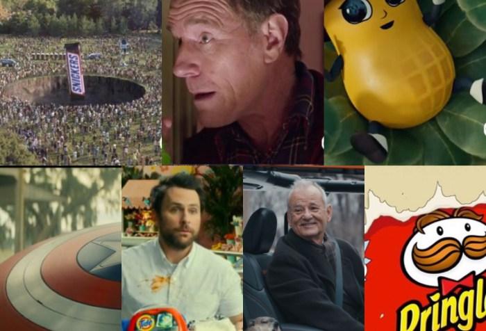 Super Bowl Ad Mashup