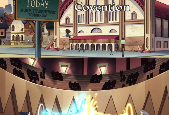 """The Owl House Episode 5 """"Covention"""""""