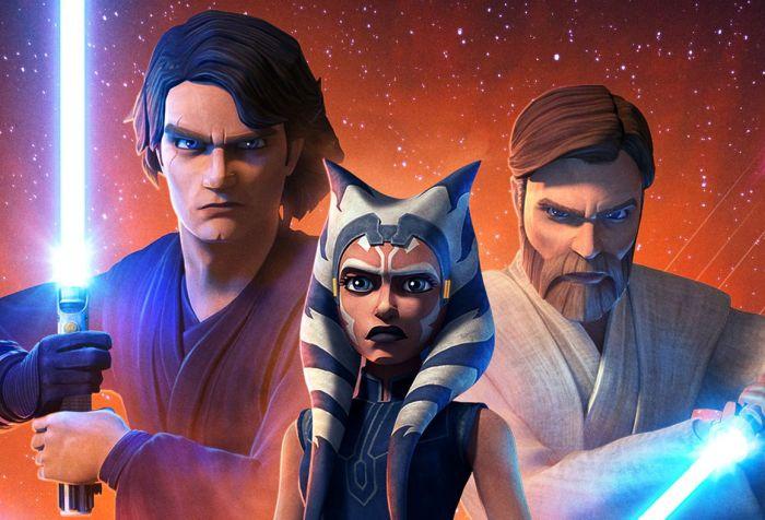 Clone Wars Final Season