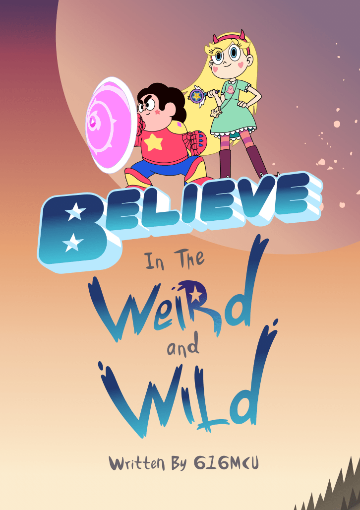 Believe in the Weird and Wild Cover