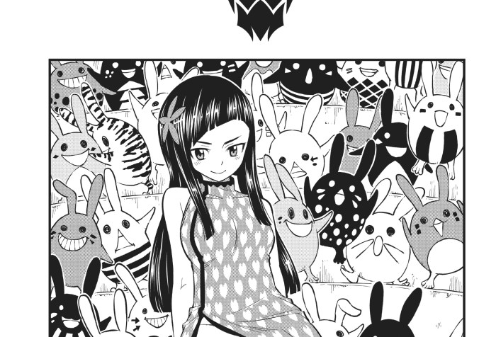 Edens Zero Chapter 85 Cover Page