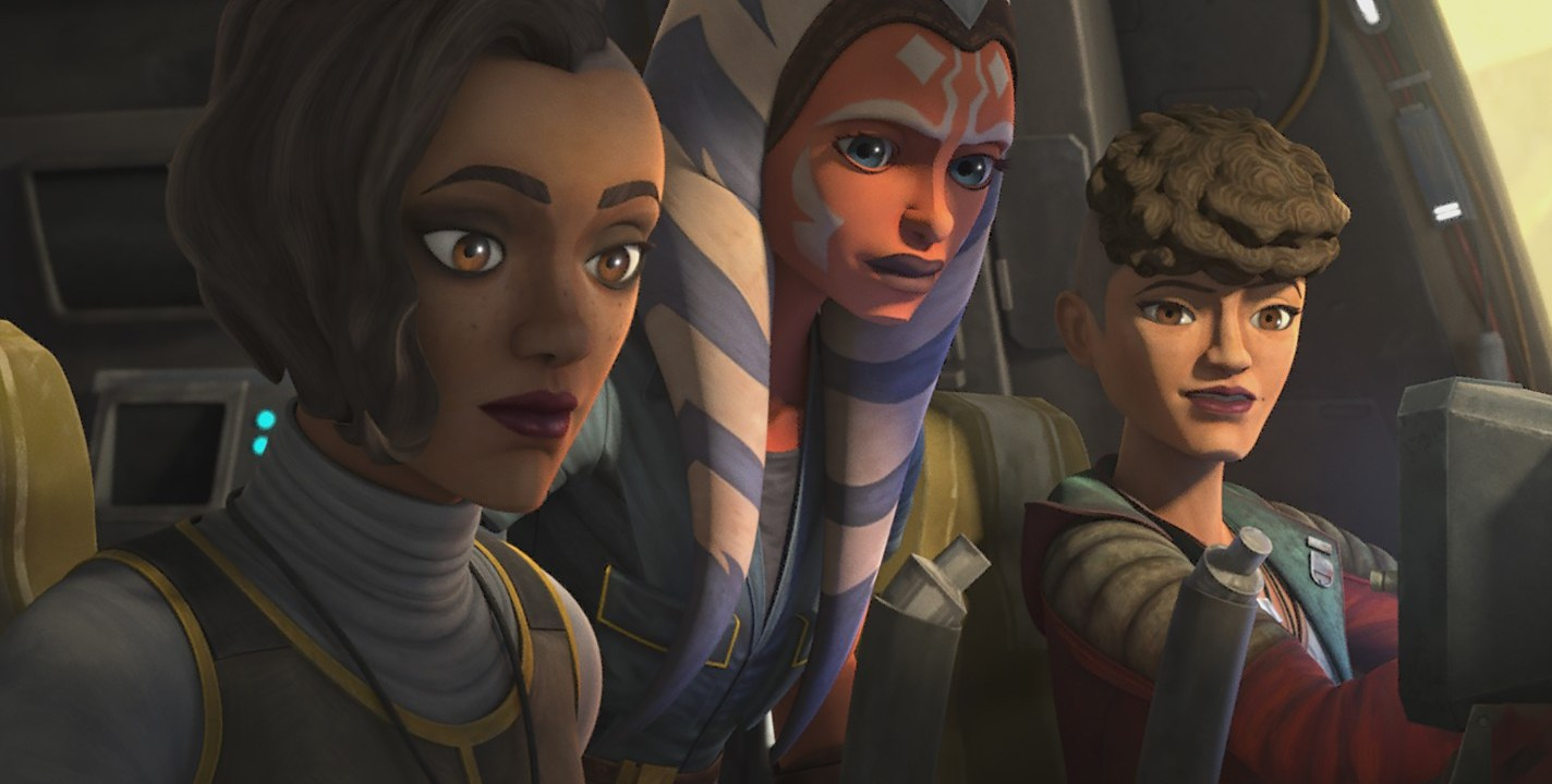 "Star Wars: The Clone Wars S7 EP 6 ""Deal or No Deal"""