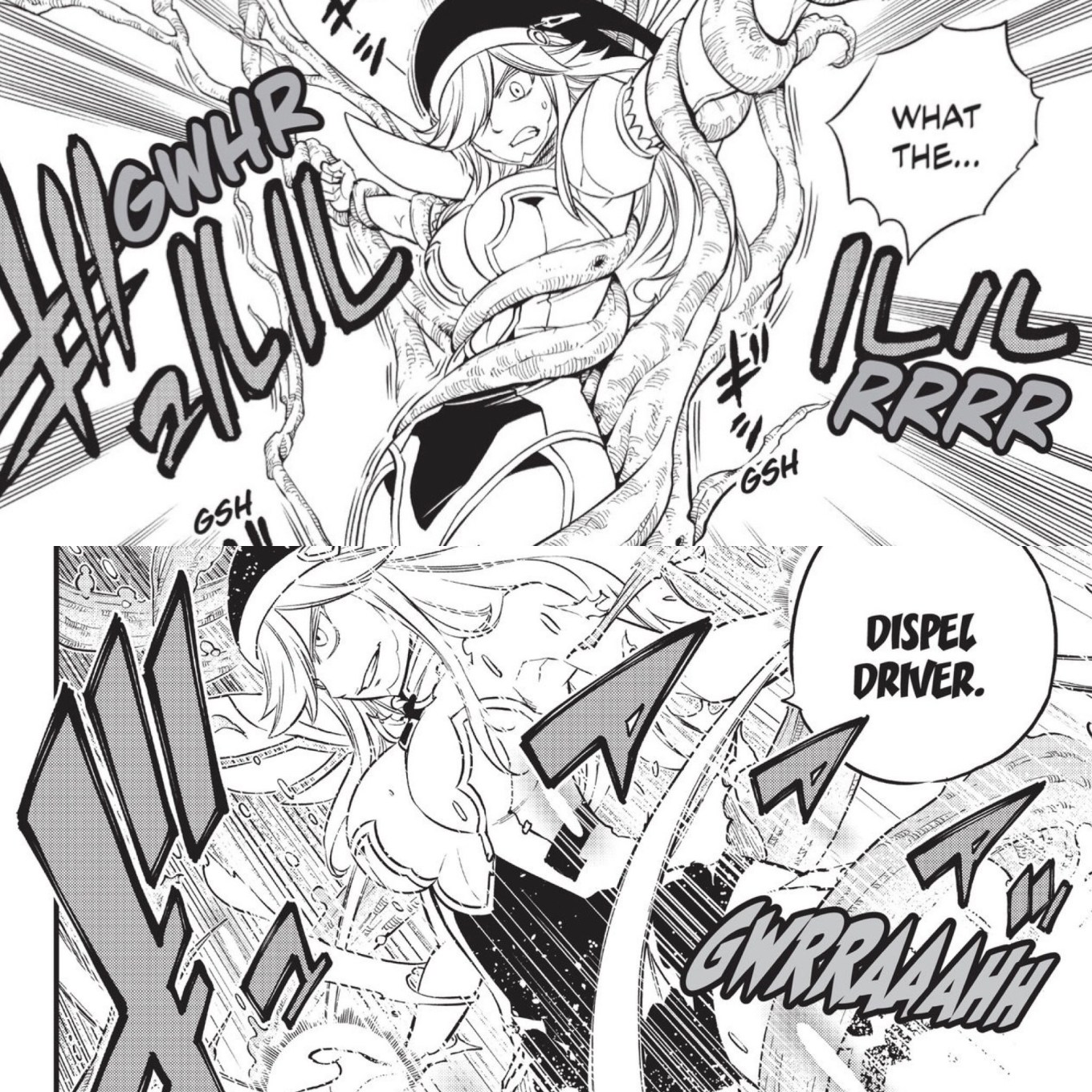 Edens Zero Chapter 90 Sister's Power