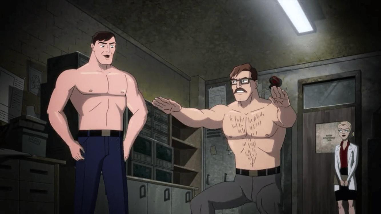 Harley Quinn Season 2, Episode 6-Gordon in Better Shape