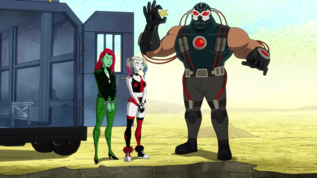 Harley Quinn Season 2 Episode 7-There's No Place to Go But Down Harley and Ivy get sent to the Pit