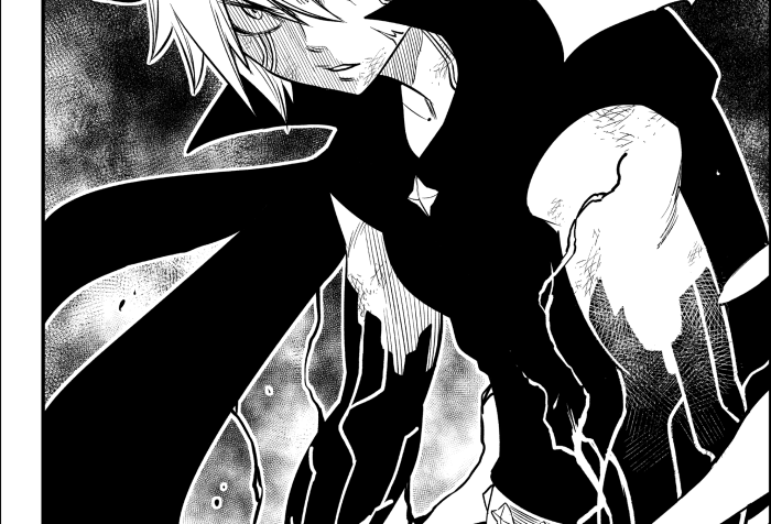 Edens Zero Chapter 74 Birth of Demon King Shiki