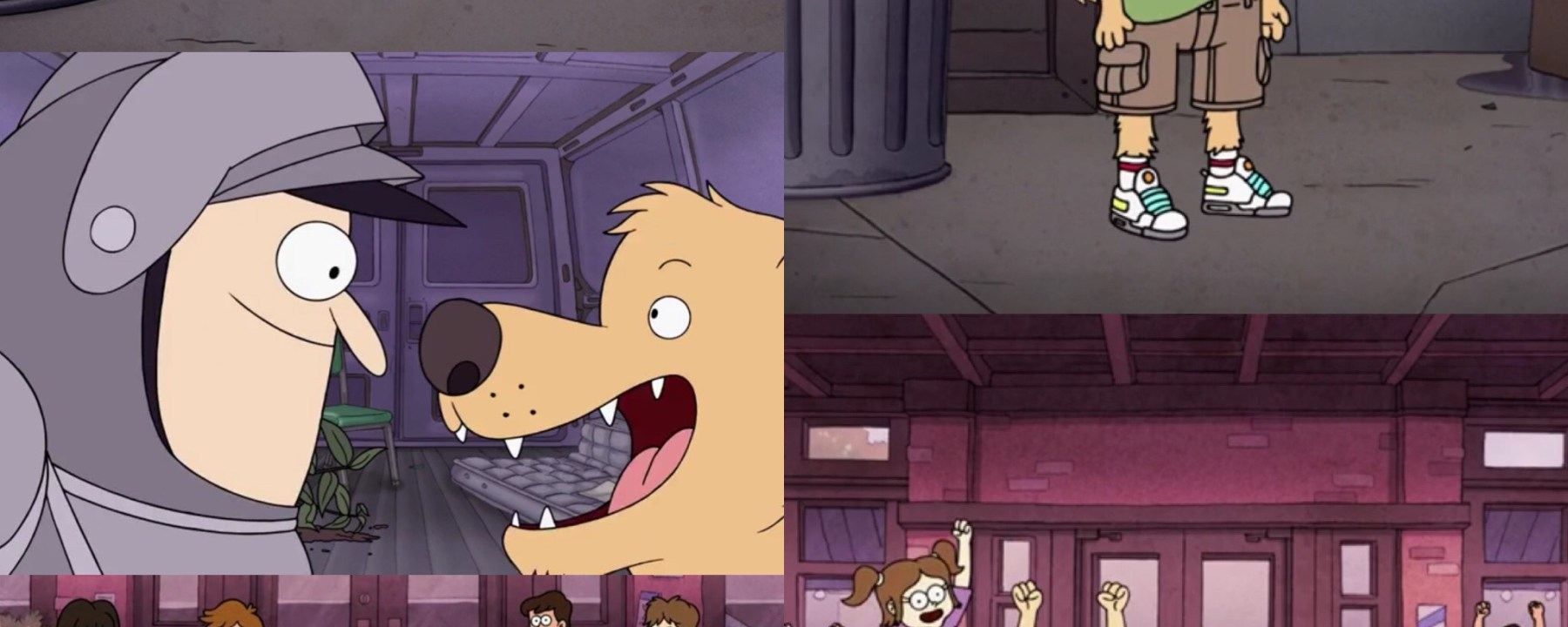 Close Enough Episode 8- The Canine Guy