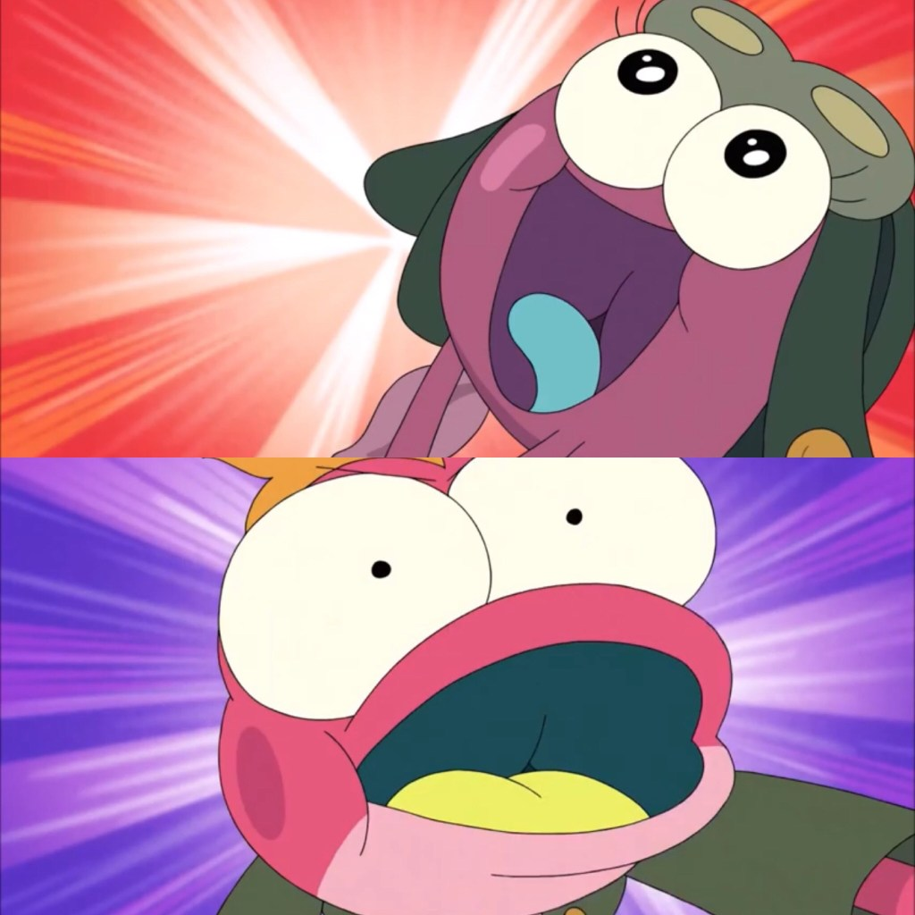 Amphibia Season 2 Episode 4- Quarreler's Pass and Toadcatcher-Sprig and Polly Being Annoying