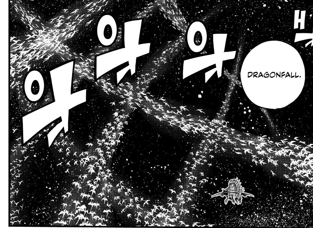 Edens Zero Chapter 105 Dragonfall