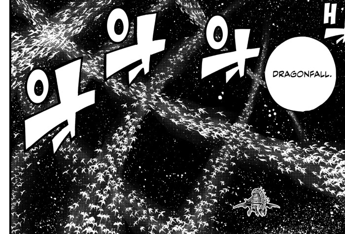 Edens Zero Chapter 105 Dragonfall