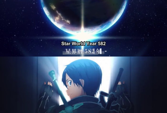 Sword Art Online: Alicization- War of Underworld Episode 47