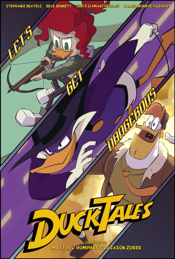 Darkwing Duck-Let's Get Dangerous!