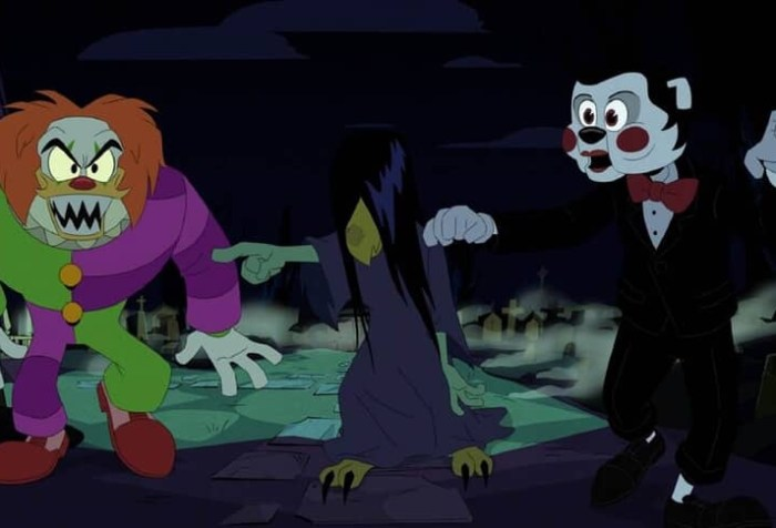DuckTales! Halloween Episode- Guess Who These Guys Are