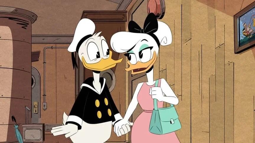 DuckTales! Season 3 Episode 15- Donald+Daisy 4ever!