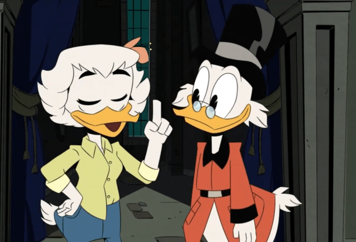 DuckTales Season 3 Episode 17- Scrooge and Matilda