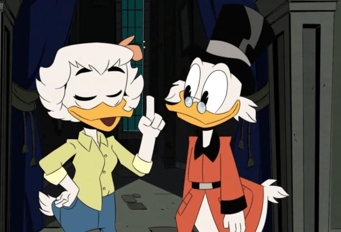 DuckTales Season 3 Episode 17- Scrooge and Matilda