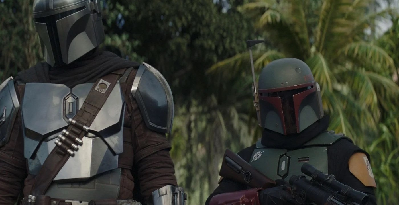 The Mandalorian Episode 15- The Believer, Two Mandos